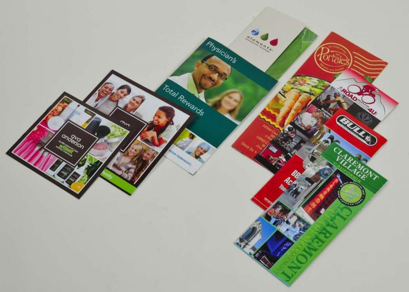 Small Brochures
